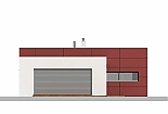 Projekt bungalovu Linear 301 obr.448