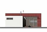 Projekt bungalovu Linear 301 obr.450