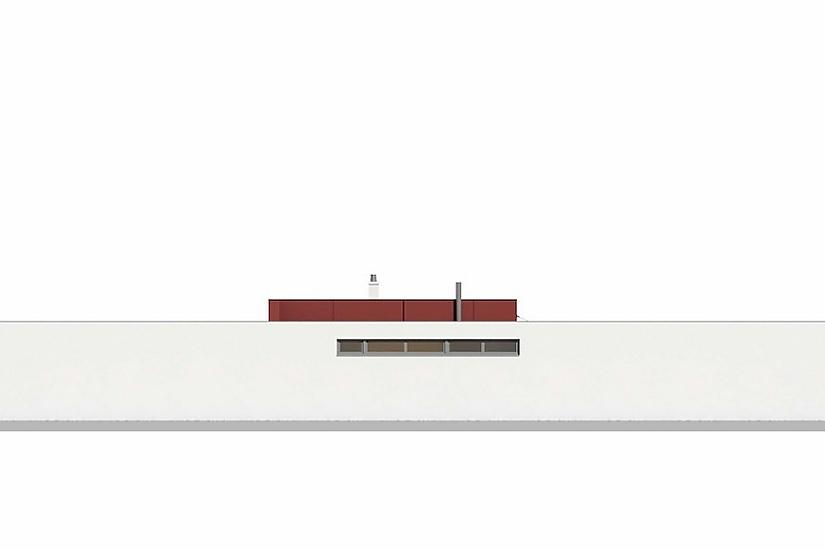 Projekt bungalovu Linear 301 obr.451