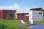 Projekt bungalovu Linear 301 obr.453