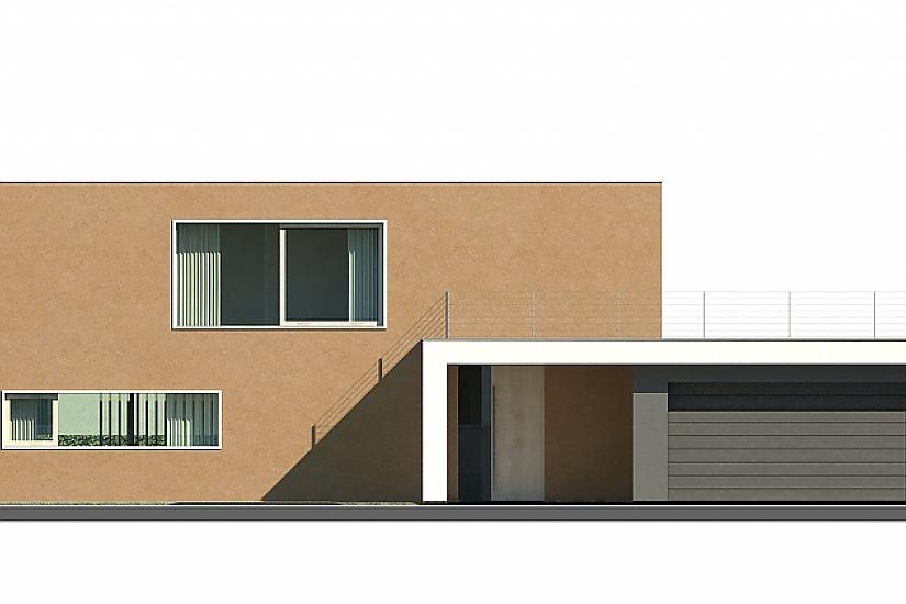 Projekt rodinného domu Noble obr.786