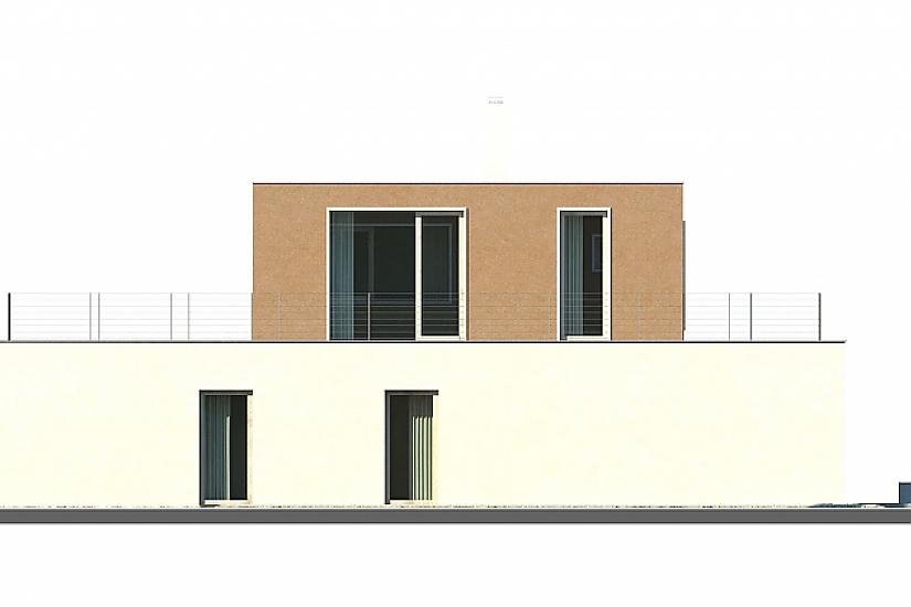 Projekt rodinného domu Noble obr.787