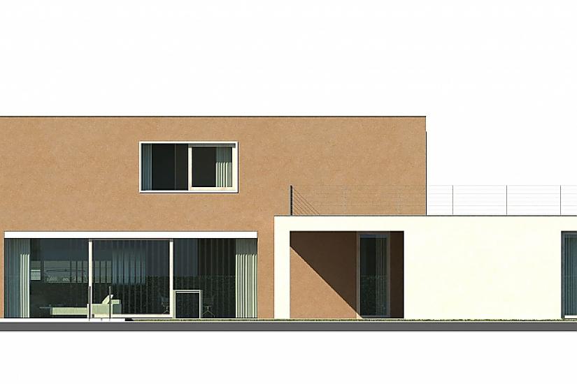 Projekt rodinného domu Noble obr.788