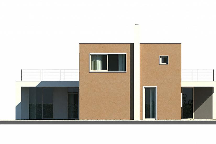 Projekt rodinného domu Noble obr.789