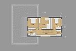 Projekt rodinného domu Noble obr.884