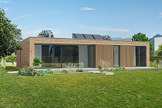Projekt bungalovu - Prima Plus