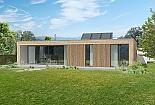 Projekt bungalovu Prima Plus obr.494