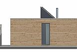 Projekt bungalovu Prima Plus obr.809