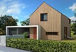 Projekt rodinného domu Homely obr.499