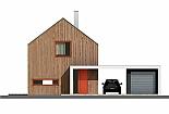 Projekt rodinného domu Homely obr.774