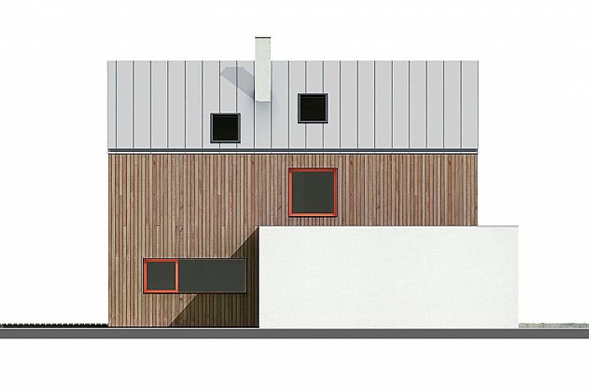Projekt rodinného domu Homely obr.775