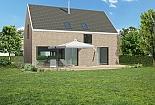 Projekt rodinného domu Decent obr.504