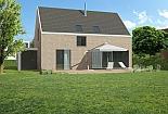 Projekt rodinného domu Decent obr.506