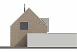 Projekt rodinného domu Decent obr.705