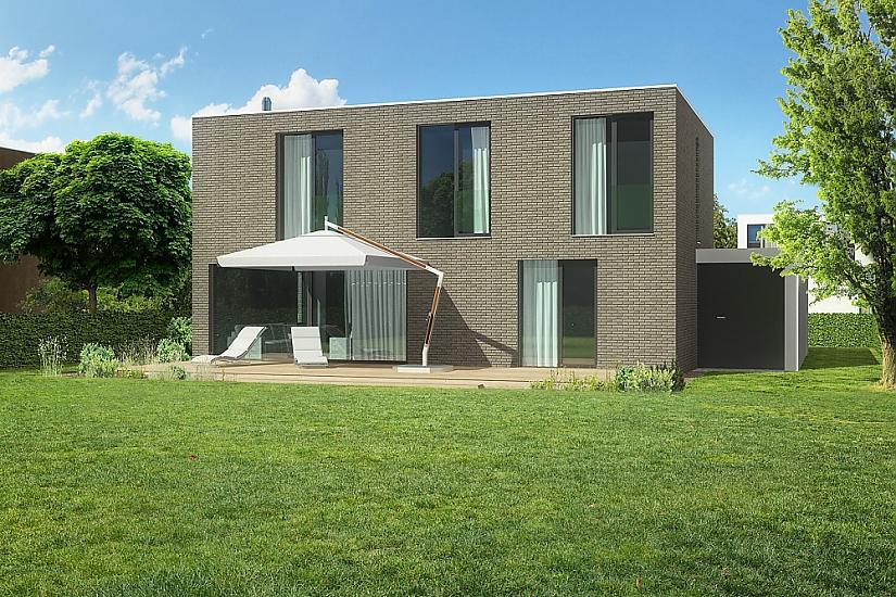 Projekt rodinného domu Open obr.507