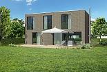 Projekt rodinného domu Open obr.508