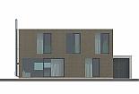Projekt rodinného domu Open obr.796