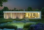 Projekt bungalovu Dessau obr.513