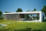 Projekt bungalovu Dessau obr.516
