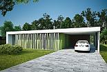 Projekt bungalovu Dessau obr.517