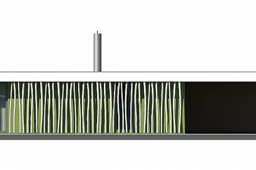Projekt bungalovu Dessau obr.708