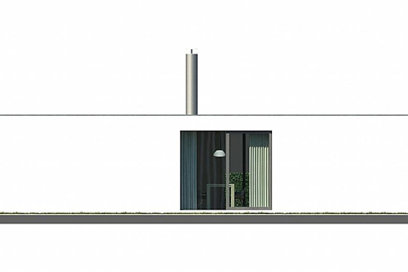 Projekt bungalovu Dessau obr.709