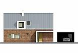 Projekt rodinného domu Actual obr.675