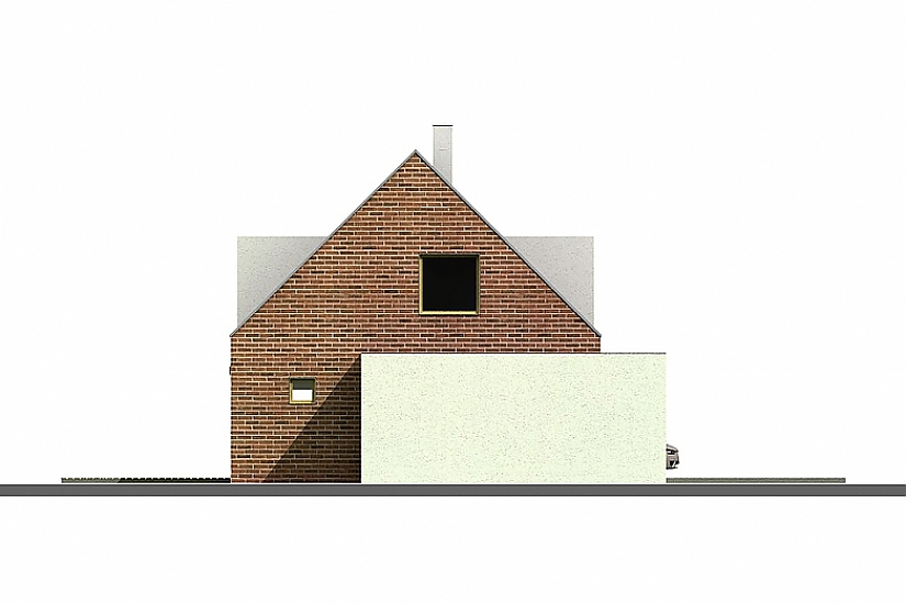 Projekt rodinného domu Actual obr.676