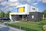 Projekt rodinného domu Linear 327 obr.32