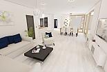 Projekt bungalovu Comfort obr.1092