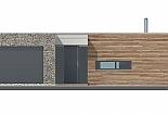 Projekt bungalovu Comfort obr.762