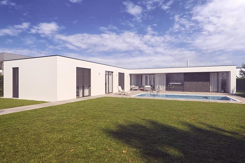 Projekt bungalovu Comfort obr.968
