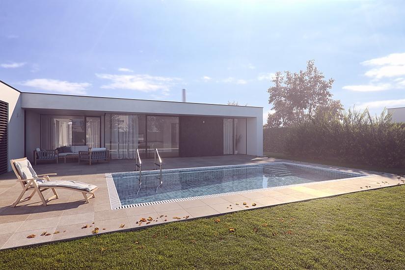 Projekt bungalovu Comfort obr.970