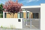 Projekt bungalovu Relax obr.537