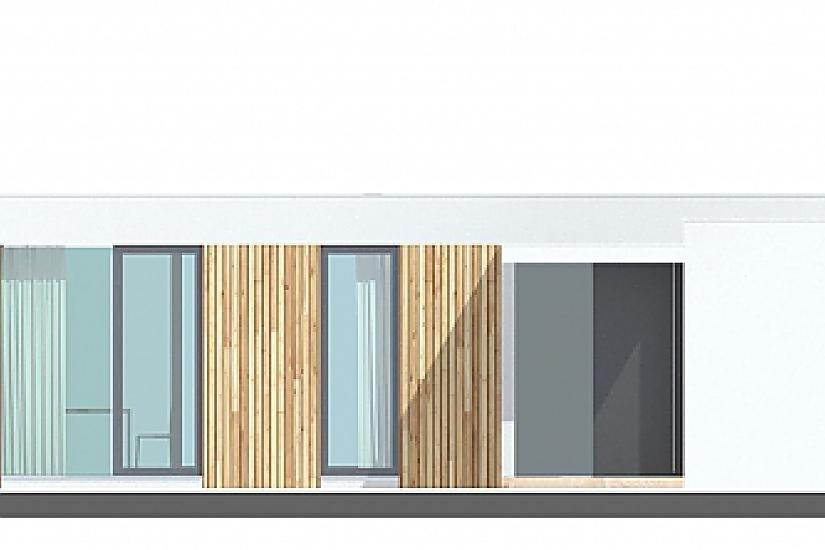 Projekt bungalovu Relax obr.814