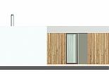 Projekt bungalovu Relax obr.817