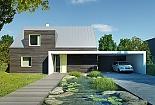 Projekt rodinného domu Popular obr.540