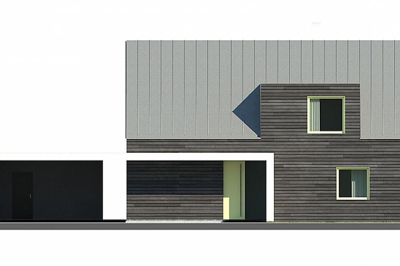 Projekt rodinného domu Popular obr.798