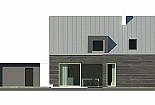 Projekt rodinného domu Popular obr.800