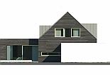 Projekt rodinného domu Popular obr.801