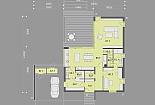 Projekt rodinného domu Popular obr.860