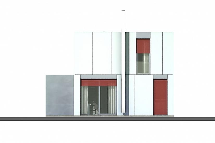 Projekt rodinného domu Logic obr.780