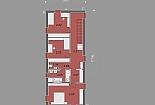 Projekt rodinného domu Logic obr.861