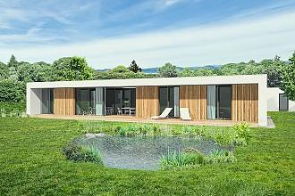 Projekt bungalovu - Nova