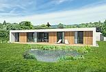 Projekt bungalovu Nova obr.548