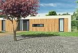 Projekt bungalovu Nova obr.551