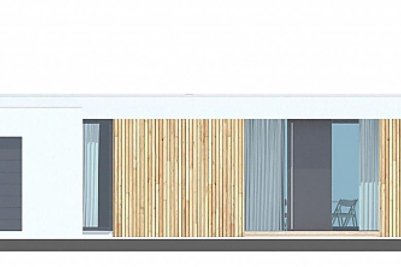 Projekt bungalovu Nova obr.790