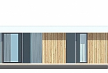 Projekt bungalovu Nova obr.792