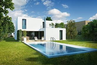 Projekt rodinného domu - Zigzag