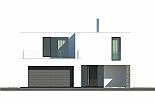 Projekt rodinného domu Zigzag obr.830